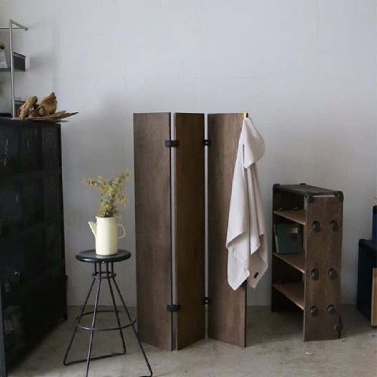 Space divider for organizing your room